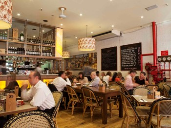 Richmond Hill Cafe & Larder Richmond - Cafe  cuisine - image 5 of 5.