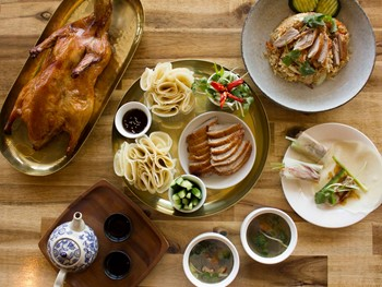 Roast'd Chinese BBQ and Duck Berwick - Chinese cuisine - image 1 of 12.