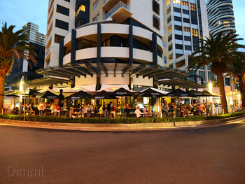Sage Cafe Restaurant Broadbeach