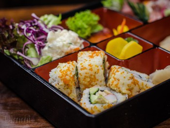 San Kai Modern Japanese South Brisbane - Asian  cuisine - image 2 of 3.