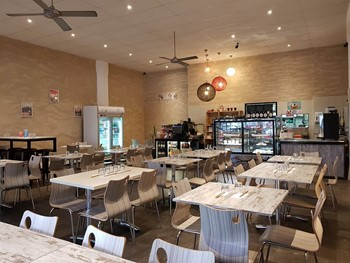 Shimizu Cafe-Restaurant Perth - Asian  cuisine - image 4 of 12.