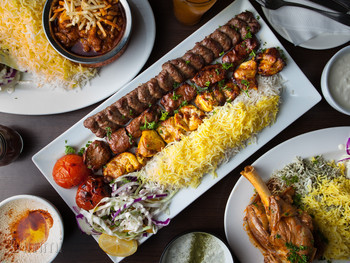 Shiraz Authentic Persian Restaurant Surfers Paradise - Middle Eastern cuisine - image 5 of 10.