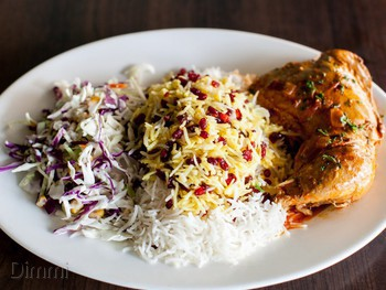 Shiraz Authentic Persian Restaurant Surfers Paradise - Middle Eastern cuisine - image 10 of 10.