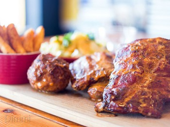Smokehouse 101 Maidstone - Ribs and Grill cuisine - image 2 of 4.