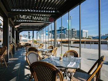 South Wharf Meat Market South Wharf - Modern Australian cuisine - image 1 of 13.