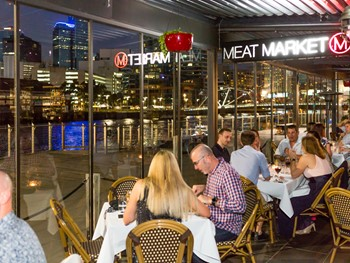 South Wharf Meat Market South Wharf - Modern Australian cuisine - image 5 of 13.