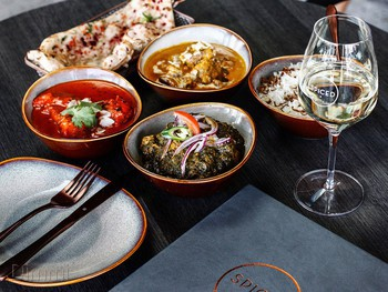 Spiced by Billus Barangaroo - Indian cuisine - image 1 of 4.