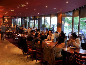 Squires Loft Albert Park Melbourne - Steak  cuisine - image 7 of 9.
