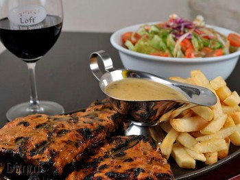 Squires Loft Subiaco - Steak  cuisine - image 5 of 7.