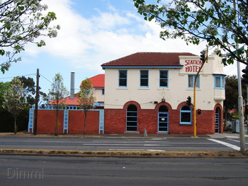 Station Hotel Footscray - Steak  cuisine - image 2 of 5.