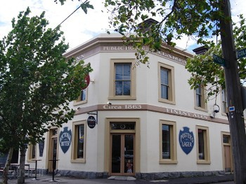 Steam Packet Hotel Williamstown