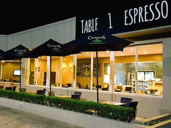Table 1 Espresso Merewether - Modern Australian cuisine - image 11 of 21.