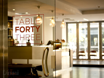 Table Forty Three Darwin