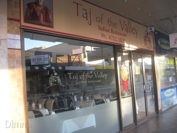 Taj of the Valley Penrith - Indian cuisine - image 2 of 2.