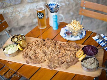 The Bavarian - World Square Sydney - German cuisine - image 1 of 6.