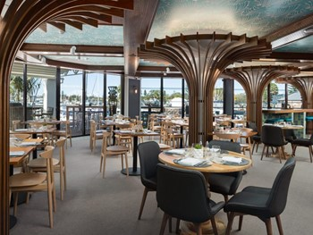 The Boathouse Bar & Restaurant Port Macquarie - Modern Australian cuisine - image 1 of 6.