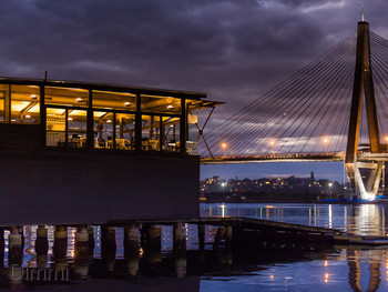The Boathouse on Blackwattle Bay Glebe - Seafood cuisine - image 1 of 8.