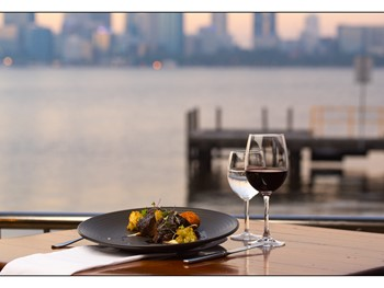 The Boatshed Restaurant South Perth - Modern Australian cuisine - image 9 of 9.