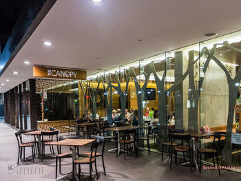 & The Canopy Restaurant Sydney - Menus Reviews Bookings - Dimmi