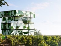 The d'Arenberg Cube Restaurant