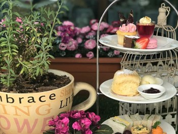 The Dawn Tea Rooms Chermside - Cafe  cuisine - image 4 of 12.