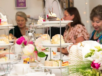 The Dawn Tea Rooms Chermside - Cafe  cuisine - image 5 of 12.