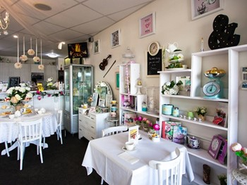 The Dawn Tea Rooms Chermside - Cafe  cuisine - image 6 of 12.