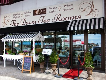The Dawn Tea Rooms Chermside - Cafe  cuisine - image 7 of 12.