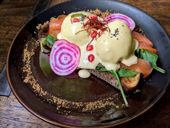 The Eclipse Cafe and Dining Bondi Junction - Cafe  cuisine - image 8 of 8.