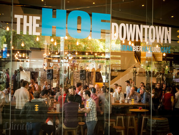 The Hof Downtown Docklands - German cuisine - image 1 of 7.