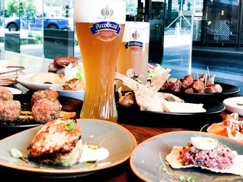 The Hof Downtown Docklands - German cuisine - image 6 of 7.