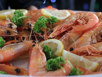 The Lady Cutler Melbourne Showboat Sunday Seafood Brunch Docklands - Modern Australian cuisine - image 4 of 4.