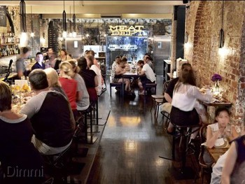 The Meatball & Wine Bar-Flinders Lane Melbourne - Italian cuisine - image 1 of 8.