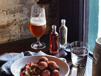 The Meatball & Wine Bar-Flinders Lane Melbourne - Italian cuisine - image 6 of 8.