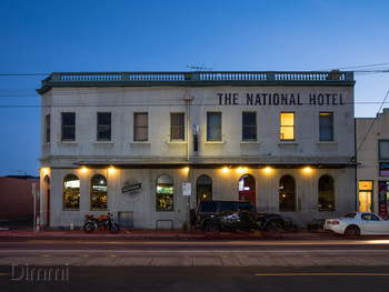 The National Hotel Richmond - Asian  cuisine - image 2 of 4.