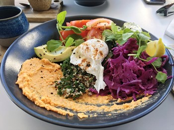 The Nine Bondi Beach - Mediterranean cuisine - image 65 of 92.