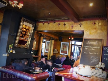 The Provincial Hotel Fitzroy - European cuisine - image 16 of 20.