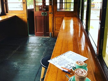 The Tramshed Narrabeen - Cafe  cuisine - image 8 of 8.