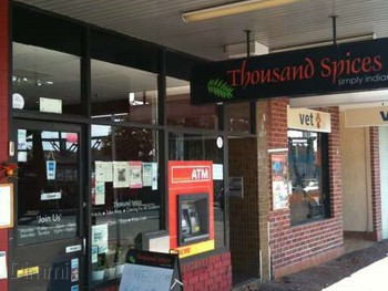 Thousand Spices Homebush - Indian cuisine - image 2 of 6.