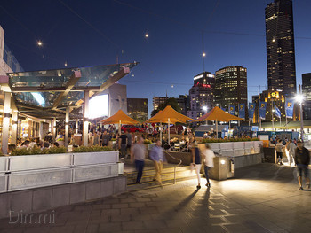 Time Out Fed Square Melbourne - International cuisine - image 3 of 10.