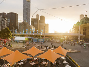 Time Out Fed Square Melbourne - International cuisine - image 4 of 10.