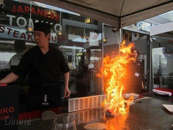 Tomiko Japanese Steak House Glenelg - Japanese cuisine - image 4 of 5.