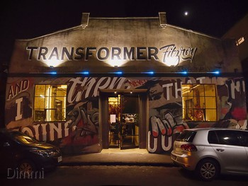 Transformer Fitzroy - Asian  cuisine - image 2 of 2.
