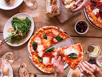 Wood Oven Pizza Geelong - Italian cuisine.