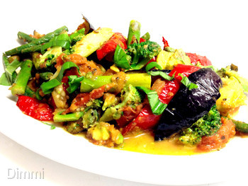 Nice Vegetarian Food In South Eastern Melbourne
