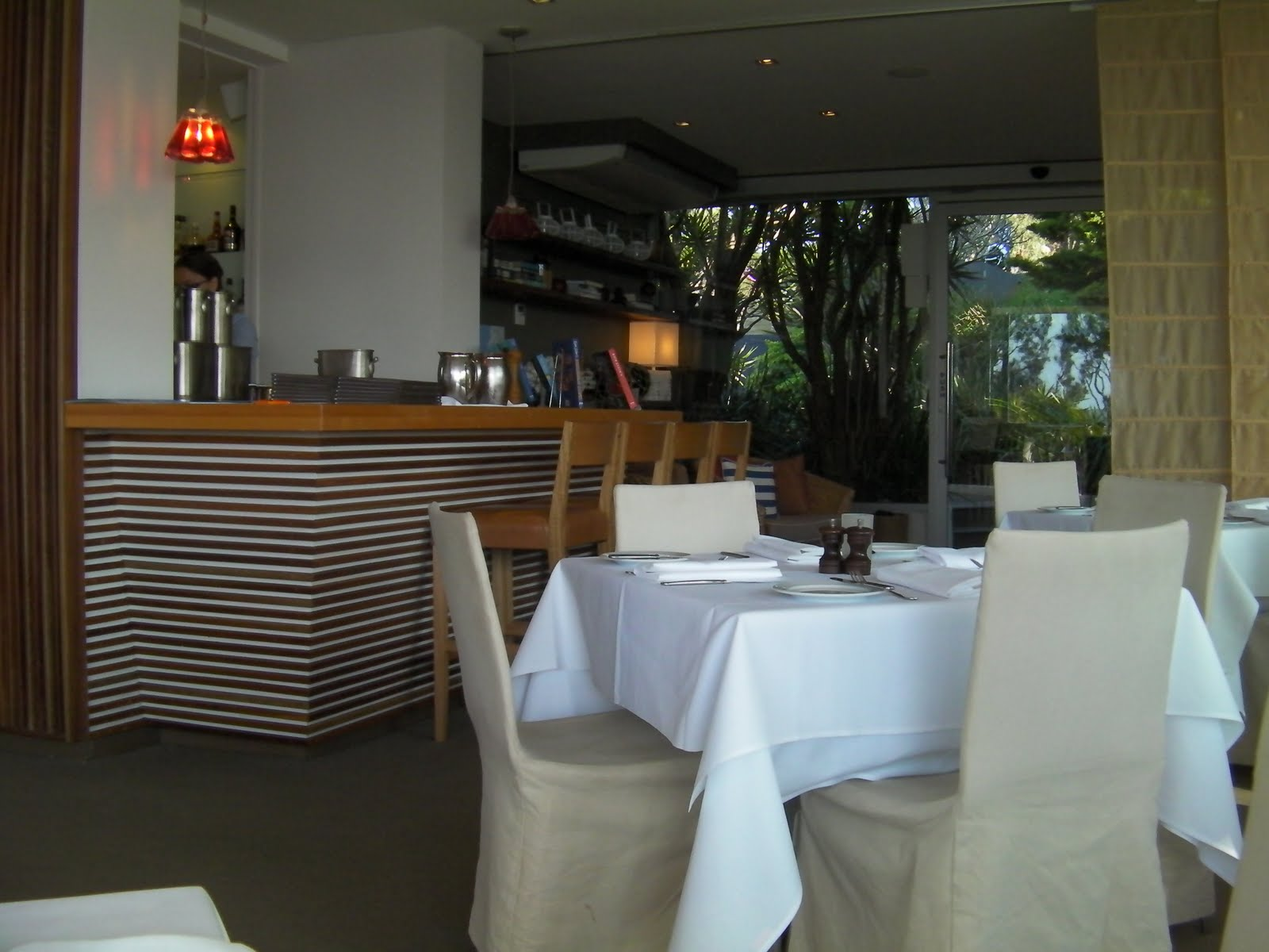 rick stein at bannisters mollymook restaurant, mollymook - reviews