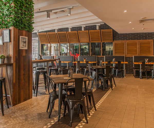 The Brewery Bar Kitchen Sydney Olympic Park
