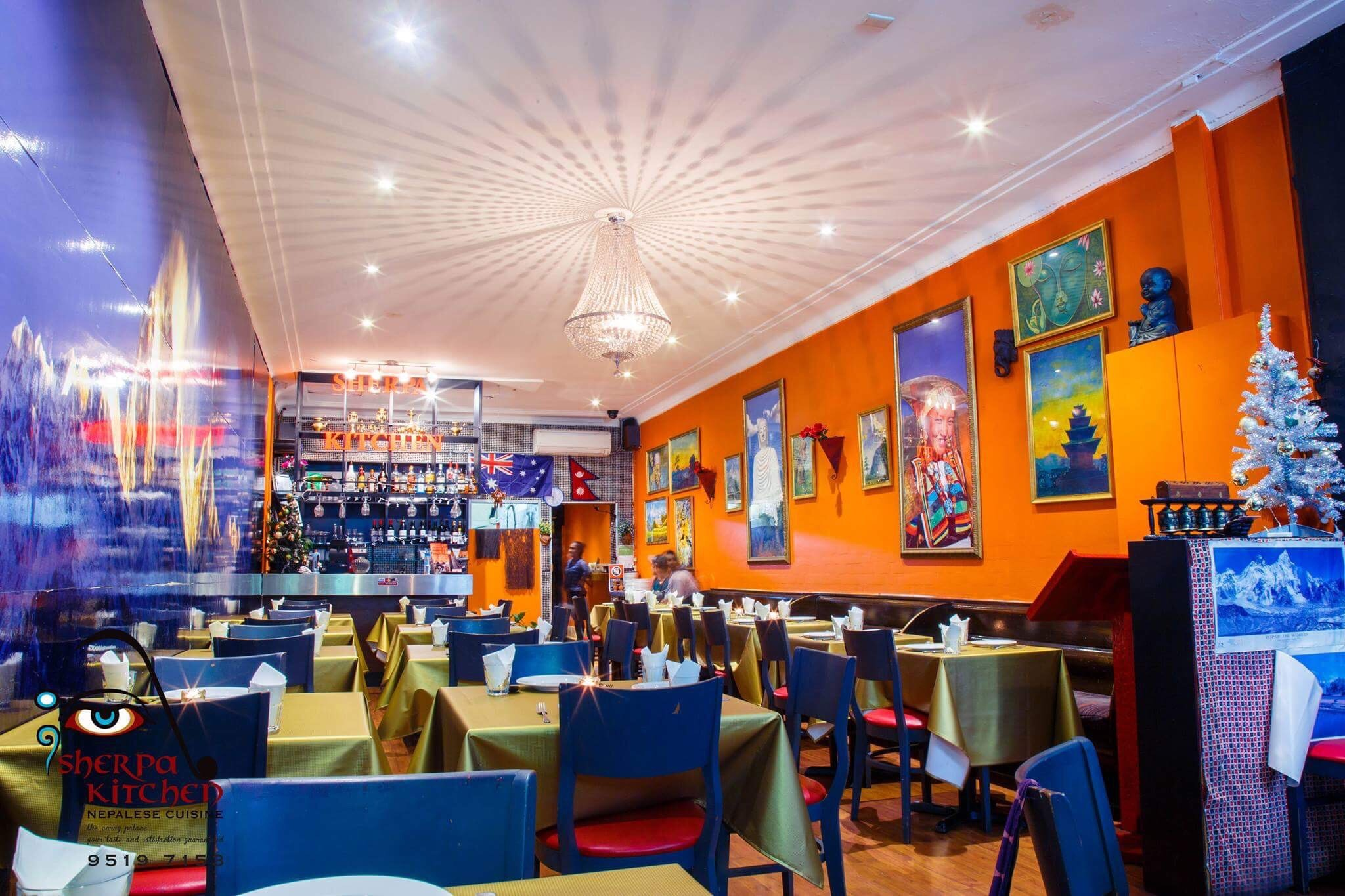 Sherpa Kitchen Newtown Reviews
