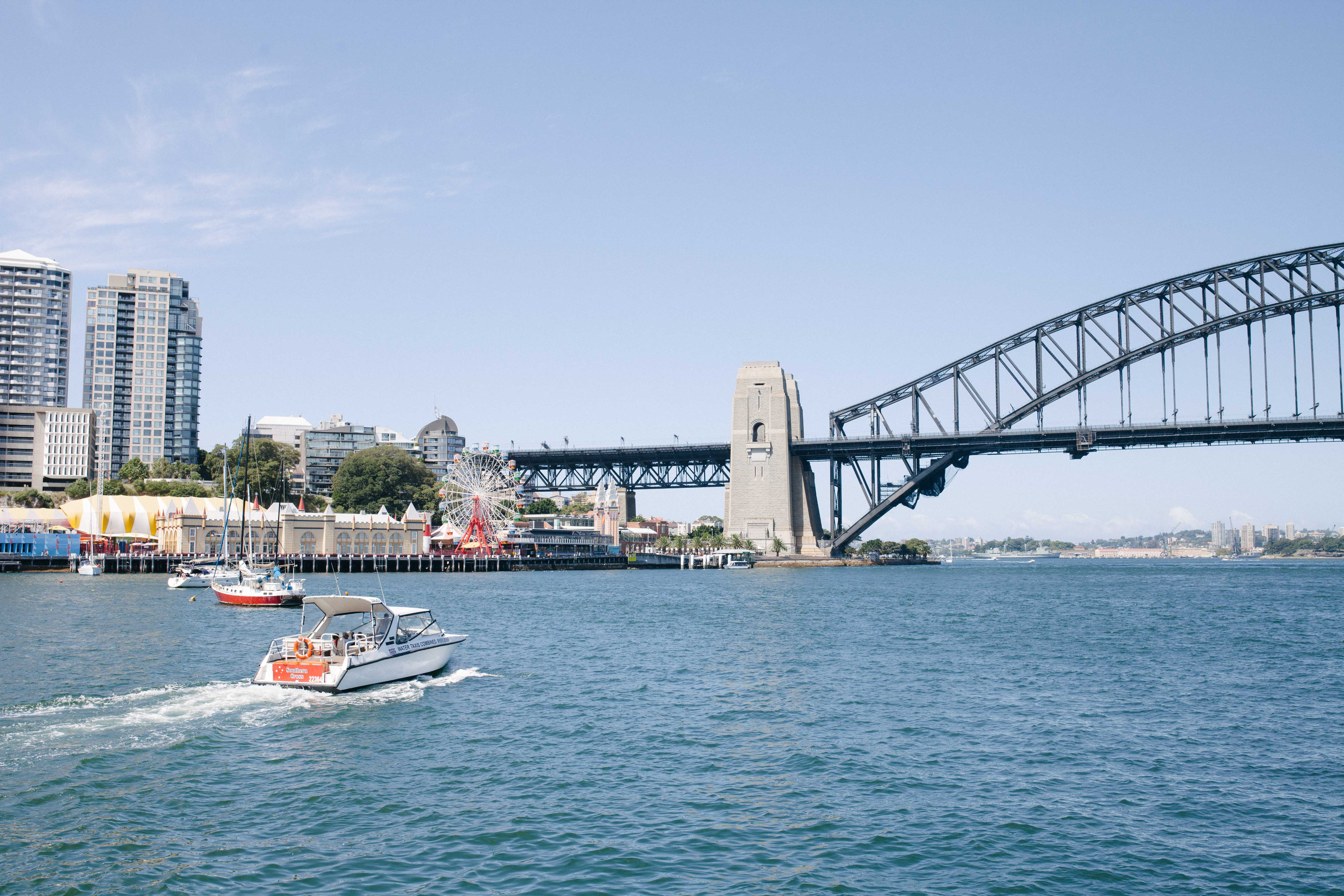 Menus for Sails on Lavender Bay, McMahons Point - Dimmi