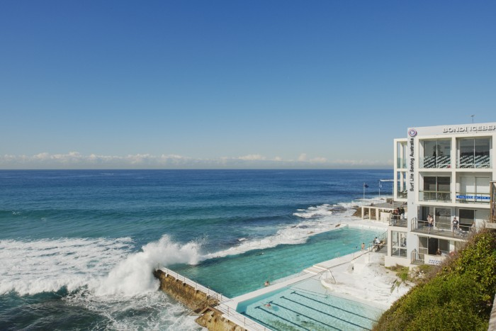 Icebergs Dining Room And Bar Restaurant Bondi Beach